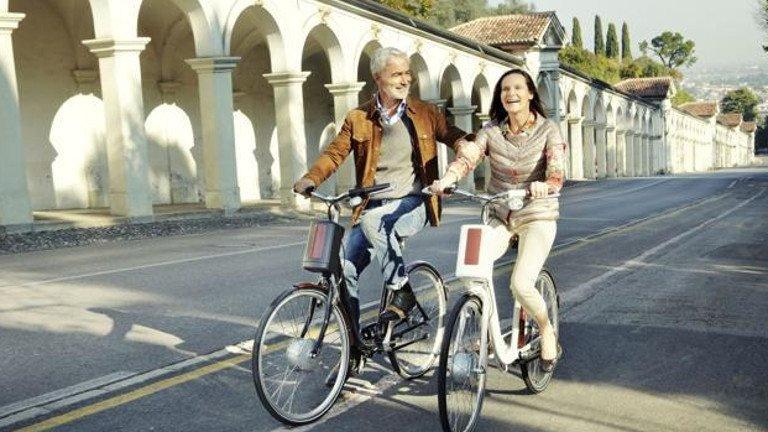 Bici elettriche ASKOLL a Roma.